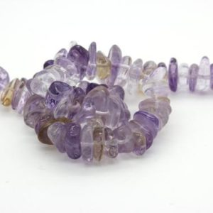 Shop Amethyst Chip & Nugget Beads! Natural Amethyst Small Nugget Chips Pebble Assorted Size Loose Smooth Natural Rough Gemstone Beads – Full Strand | Natural genuine chip Amethyst beads for beading and jewelry making.  #jewelry #beads #beadedjewelry #diyjewelry #jewelrymaking #beadstore #beading #affiliate #ad