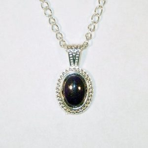 Shop Hematite Pendants! Hematite Cabochon in Silver   Natural genuine Hematite pendants. Buy crystal jewelry, handmade handcrafted artisan jewelry for women.  Unique handmade gift ideas. #jewelry #beadedpendants #beadedjewelry #gift #shopping #handmadejewelry #fashion #style #product #pendants #affiliate #ad
