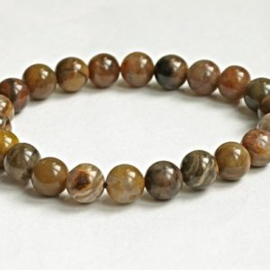 Shop Petrified Wood Bracelets! Petrified Wood Bracelet, Meditation Intuition Third Eye, Energy Healing Bracelet | Natural genuine Petrified Wood bracelets. Buy crystal jewelry, handmade handcrafted artisan jewelry for women.  Unique handmade gift ideas. #jewelry #beadedbracelets #beadedjewelry #gift #shopping #handmadejewelry #fashion #style #product #bracelets #affiliate #ad