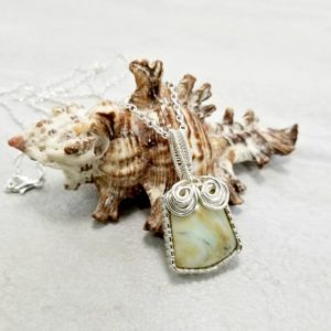 Shop Petrified Wood Pendants! Petrified Wood Necklace, Wire Woven Pendant, Earthy Jewelry | Natural genuine Petrified Wood pendants. Buy crystal jewelry, handmade handcrafted artisan jewelry for women.  Unique handmade gift ideas. #jewelry #beadedpendants #beadedjewelry #crystaljewelry #gemstonejewelry #handmadejewelry #pendants #affiliate