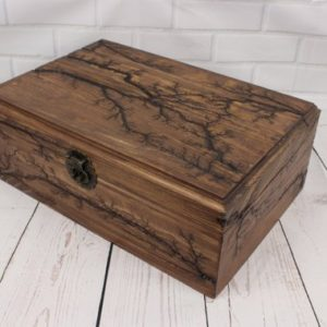 Shop Storage for Beading Supplies! Big Watches Case Vintage Watch Organizer Rustic Handmade Box Wood Watch Box Watch Display Custom Box Mens Jewelry Box Box For 6 Watches | Shop jewelry making and beading supplies, tools & findings for DIY jewelry making and crafts. #jewelrymaking #diyjewelry #jewelrycrafts #jewelrysupplies #beading #affiliate #ad