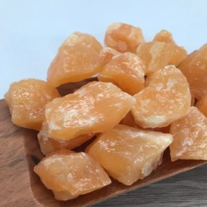Shop Raw & Rough Calcite Stones! Large Orange Calcite Raw Rough Stone | Rough Stone Crystal #r2 | Natural genuine stones & crystals in various shapes & sizes. Buy raw cut, tumbled, or polished gemstones for making jewelry or crystal healing energy vibration raising reiki stones. #crystals #gemstones #crystalhealing #crystalsandgemstones #energyhealing #affiliate #ad