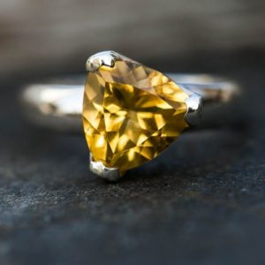 Shop Citrine Rings! Citrine Ring 5.5 thru 8 – Citrine Ring – Citrine  Ring size 5.5 – 8 – november birthstone – Citrine Ring beautiful citrine sterling silver | Natural genuine Citrine rings, simple unique handcrafted gemstone rings. #rings #jewelry #shopping #gift #handmade #fashion #style #affiliate #ad