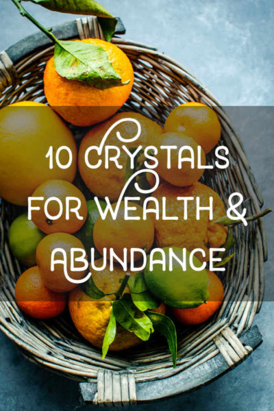 Abundance & Money. Abundance is a state of receptivity, where you allow the bounty of the Universe into your life. It is the yin side of manifestation.