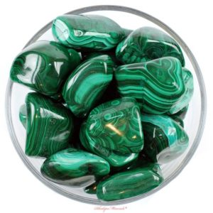 One 1 XXL Malachite Tumbled Stone, Malachite Tumbled Stones, Malachite Tumbled Stone, Tumbled Malachite, Big Malachite, Rhodope Minerals | Natural genuine stones & crystals in various shapes & sizes. Buy raw cut, tumbled, or polished gemstones for making jewelry or crystal healing energy vibration raising reiki stones. #crystals #gemstones #crystalhealing #crystalsandgemstones #energyhealing #affiliate #ad