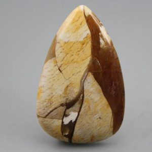 Shop Mookaite Stones & Crystals! Brecciated Mookaite Cabochon | Natural genuine stones & crystals in various shapes & sizes. Buy raw cut, tumbled, or polished gemstones for making jewelry or crystal healing energy vibration raising reiki stones. #crystals #gemstones #crystalhealing #crystalsandgemstones #energyhealing #affiliate #ad