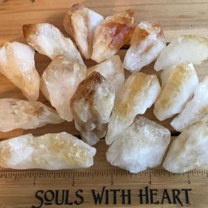 Shop Citrine Points & Wands! Citrine Points, Spiritual Stone, Healing Stone, Healing Crystal, Chakra | Natural genuine stones & crystals in various shapes & sizes. Buy raw cut, tumbled, or polished gemstones for making jewelry or crystal healing energy vibration raising reiki stones. #crystals #gemstones #crystalhealing #crystalsandgemstones #energyhealing #affiliate #ad