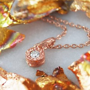 Shop Diamond Pendants! Diamond Necklace, Solitaire Necklace, Rose Gold Pendant, Fine Diamond, White Diamond Necklace, Genuine Diamond Pendant, Handmade Necklace | Natural genuine Diamond pendants. Buy crystal jewelry, handmade handcrafted artisan jewelry for women.  Unique handmade gift ideas. #jewelry #beadedpendants #beadedjewelry #gift #shopping #handmadejewelry #fashion #style #product #pendants #affiliate #ad