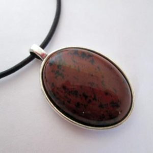 Shop Mahogany Obsidian Pendants! Mahogany Obsidian Pendant Necklace | Natural genuine Mahogany Obsidian pendants. Buy crystal jewelry, handmade handcrafted artisan jewelry for women.  Unique handmade gift ideas. #jewelry #beadedpendants #beadedjewelry #gift #shopping #handmadejewelry #fashion #style #product #pendants #affiliate #ad