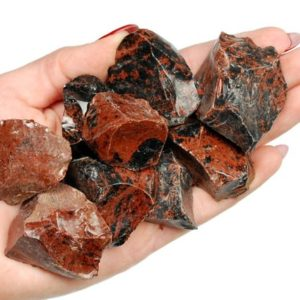 Shop Raw & Rough Mahogany Obsidian Stones! Mahogany Obsidian Rough Stone, Obsidian Natural Raw Stones, Healing Mahogany Obsidian Crystals, Obsidian Healing Stones, LadiesCrystals | Natural genuine stones & crystals in various shapes & sizes. Buy raw cut, tumbled, or polished gemstones for making jewelry or crystal healing energy vibration raising reiki stones. #crystals #gemstones #crystalhealing #crystalsandgemstones #energyhealing #affiliate #ad