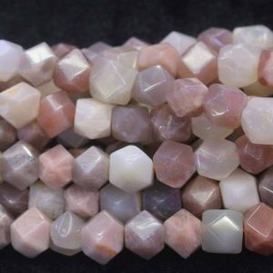 Natural Faceted Mixcolor Moonstone Nugget Beads,Natural Moonstone Faceted Beads Wholesale Bulk Supply,15 inches one starand | Natural genuine chip Moonstone beads for beading and jewelry making.  #jewelry #beads #beadedjewelry #diyjewelry #jewelrymaking #beadstore #beading #affiliate #ad
