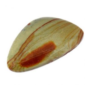 Shop Picture Jasper Cabochons! Natural Picture Jasper Cabochon Gemstone (32mm x 19mm x 6mm) – Samsonite Jasper Stone – Free Form – American Jasper | Natural genuine stones & crystals in various shapes & sizes. Buy raw cut, tumbled, or polished gemstones for making jewelry or crystal healing energy vibration raising reiki stones. #crystals #gemstones #crystalhealing #crystalsandgemstones #energyhealing #affiliate #ad