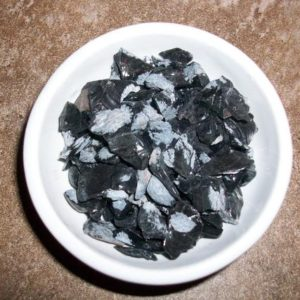 Shop Raw & Rough Snowflake Obsidian Stones! Snowflake Obsidian Raw Chipstones (3 Stones) | Natural genuine stones & crystals in various shapes & sizes. Buy raw cut, tumbled, or polished gemstones for making jewelry or crystal healing energy vibration raising reiki stones. #crystals #gemstones #crystalhealing #crystalsandgemstones #energyhealing #affiliate #ad