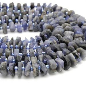 Tanzanite, Natural Tanzanite Raw Chips Nuggets Rough Cut Irregular Shape Loose Gemstone Beads | Natural genuine chip Tanzanite beads for beading and jewelry making.  #jewelry #beads #beadedjewelry #diyjewelry #jewelrymaking #beadstore #beading #affiliate #ad