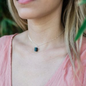 Shop Black Tourmaline Pendants! Tiny Raw Black Tourmaline Gemstone Pendant Choker Necklace In Gold, Silver, Bronze Or Rose Gold. October Birthstone Necklace | Natural genuine Black Tourmaline pendants. Buy crystal jewelry, handmade handcrafted artisan jewelry for women.  Unique handmade gift ideas. #jewelry #beadedpendants #beadedjewelry #gift #shopping #handmadejewelry #fashion #style #product #pendants #affiliate #ad