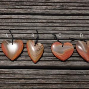 Shop Red Jasper Beads! Landscape jasper/ Polychrome jasper heart shape pendants (ETP00154) Unique jewelry/Vintage jewelry/Gemstone pendants | Natural genuine beads Jasper beads for beading and jewelry making.  #jewelry #beads #beadedjewelry #diyjewelry #jewelrymaking #beadstore #beading #affiliate #ad
