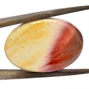 Shop Mookaite Stones & Crystals! Mookaite Jasper Cabochon Stone (24mm x 17mm x 4mm) – Oval Gemstone – Loose Gem | Natural genuine stones & crystals in various shapes & sizes. Buy raw cut, tumbled, or polished gemstones for making jewelry or crystal healing energy vibration raising reiki stones. #crystals #gemstones #crystalhealing #crystalsandgemstones #energyhealing #affiliate #ad