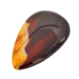 Shop Mookaite Stones & Crystals! Mookaite Jasper Cabochon Stone (38mm x 24mm x 5mm) – Drop Gemstone Loose | Natural genuine stones & crystals in various shapes & sizes. Buy raw cut, tumbled, or polished gemstones for making jewelry or crystal healing energy vibration raising reiki stones. #crystals #gemstones #crystalhealing #crystalsandgemstones #energyhealing #affiliate #ad