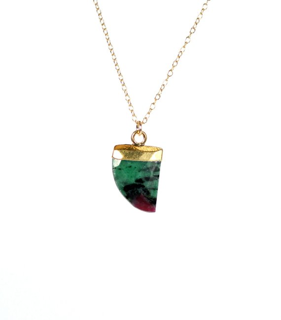 Shop Ruby Zoisite Jewelry