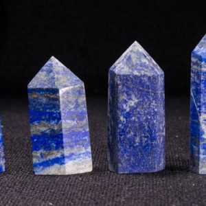 Shop Lapis Lazuli Stones & Crystals! Natural Lapis Lazuli Crystal Points/Lapis Lazuli Crystal Tower/Crystal grid/Special gift/Meditation Stone/Healing Stone-1pc | Natural genuine stones & crystals in various shapes & sizes. Buy raw cut, tumbled, or polished gemstones for making jewelry or crystal healing energy vibration raising reiki stones. #crystals #gemstones #crystalhealing #crystalsandgemstones #energyhealing #affiliate #ad
