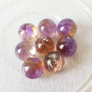 Shop Stone Spheres, Hearts & Other Shapes! Rare Nature Ametrine Sphere/Ametrine Crystal Ball/Quartz Ball/gift for her(Size:20mm,30mm,40mm,50mm,60mm,70mm,80mm,90mm,Custom Size) | Natural genuine stones & crystals in various shapes & sizes. Buy raw cut, tumbled, or polished gemstones for making jewelry or crystal healing energy vibration raising reiki stones. #crystals #gemstones #crystalhealing #crystalsandgemstones #energyhealing #affiliate #ad
