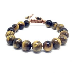Shop Men's Healing Stone Bracelets! Tigerseye Bracelet, Mens Tigerseye Bracelet, Gift For Him, Unisex Bracelet, Gemstone Bracelet, Boho Bracelet, Boho Jewellery, Birthday Gift | Natural genuine Hematite bracelets. Buy handcrafted artisan men's jewelry, gifts for men.  Unique handmade mens fashion accessories. #jewelry #beadedbracelets #beadedjewelry #shopping #gift #handmadejewelry #bracelets #affiliate #ad