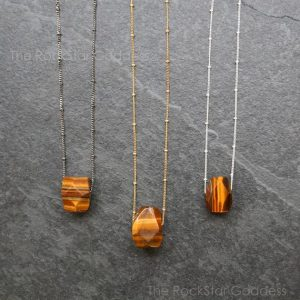 Tigers Eye Necklace / Tiger Eye Necklace / Tiger Eye Pendant / Tiger Eye Jewelry / Stone of Protection | Natural genuine Tiger Eye pendants. Buy crystal jewelry, handmade handcrafted artisan jewelry for women.  Unique handmade gift ideas. #jewelry #beadedpendants #beadedjewelry #gift #shopping #handmadejewelry #fashion #style #product #pendants #affiliate #ad