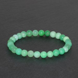 Shop Chrysoprase Bracelets! Dainty Chrysoprase Bracelet 6mm-6.5mm Grade AAA Chrysoprase Beaded Natural Gemstone Bracelet Stack Bracelet Unisex Bracelet Gift Bracelet | Natural genuine Chrysoprase bracelets. Buy crystal jewelry, handmade handcrafted artisan jewelry for women.  Unique handmade gift ideas. #jewelry #beadedbracelets #beadedjewelry #gift #shopping #handmadejewelry #fashion #style #product #bracelets #affiliate #ad