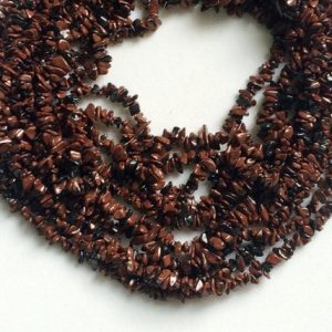 Shop Jasper Chip & Nugget Beads! 4-6mm Mahogany Jasper Chips, Mahogany Jasper Beads, Natural Jasper Chips, Jasper Necklace, 32 Inch (1Strand To 5strand Options)- RAMA71 | Natural genuine chip Jasper beads for beading and jewelry making.  #jewelry #beads #beadedjewelry #diyjewelry #jewelrymaking #beadstore #beading #affiliate #ad