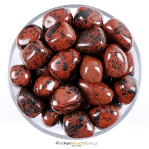 Shop Tumbled Mahogany Obsidian Crystals & Pocket Stones! Mahogany Obsidian Tumbled Stone, Mahogany Obsidian Tumbled Stones, Mahogany Obsidian Tumbled Stone, Healing Crystals, Healing Stones, Gift   Natural genuine stones & crystals in various shapes & sizes. Buy raw cut, tumbled, or polished gemstones for making jewelry or crystal healing energy vibration raising reiki stones. #crystals #gemstones #crystalhealing #crystalsandgemstones #energyhealing #affiliate #ad
