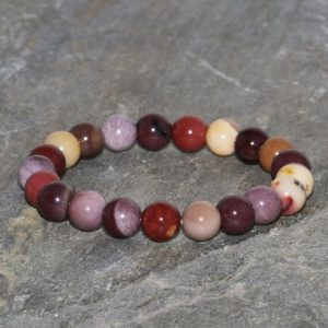 Shop Mookaite Bracelets! Mookaite Bracelet Handmade 8mm Moukaite Jasper Beaded Gemstone Bracelet Gift Bracelet Stacking Bracelet Empowering Bracelet Unisex Bracelet | Natural genuine Mookaite bracelets. Buy crystal jewelry, handmade handcrafted artisan jewelry for women.  Unique handmade gift ideas. #jewelry #beadedbracelets #beadedjewelry #gift #shopping #handmadejewelry #fashion #style #product #bracelets #affiliate #ad