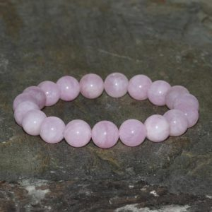 Shop Morganite Bracelets! Pink Morganite Bracelet Grade AAA 10mm Pink Madagascar Morganite Gemstone Bracelet Stacking Bracelet Beaded Gift Bracelet Anxiety Bracelet | Natural genuine Morganite bracelets. Buy crystal jewelry, handmade handcrafted artisan jewelry for women.  Unique handmade gift ideas. #jewelry #beadedbracelets #beadedjewelry #gift #shopping #handmadejewelry #fashion #style #product #bracelets #affiliate #ad