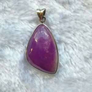 Shop Sugilite Pendants! Natural Sugilite Pendant, Translucent Untreated Sugilite Necklace   Natural genuine Sugilite pendants. Buy crystal jewelry, handmade handcrafted artisan jewelry for women.  Unique handmade gift ideas. #jewelry #beadedpendants #beadedjewelry #gift #shopping #handmadejewelry #fashion #style #product #pendants #affiliate #ad