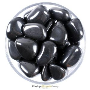 Shop Tumbled Onyx Crystals & Pocket Stones! One 1 Black Onyx Tumbled Stone, Black Onyx Tumbled Stones, Black Onyx Tumbled Stone, Healing Black Onyx Tumbled Stone, Seven Chakra Stones | Natural genuine stones & crystals in various shapes & sizes. Buy raw cut, tumbled, or polished gemstones for making jewelry or crystal healing energy vibration raising reiki stones. #crystals #gemstones #crystalhealing #crystalsandgemstones #energyhealing #affiliate #ad