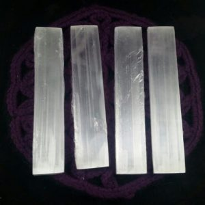 Shop Selenite Shapes! Selenite Long Bar Rectangle Slab Carving Polished Crystals Magick Charging Plate Stones Moonchild Starseed | Natural genuine stones & crystals in various shapes & sizes. Buy raw cut, tumbled, or polished gemstones for making jewelry or crystal healing energy vibration raising reiki stones. #crystals #gemstones #crystalhealing #crystalsandgemstones #energyhealing #affiliate #ad