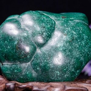 Shop Tumbled Malachite Crystals & Pocket Stones! Best Large Polished Green Malachite Stone -Tumbled Stones For Decoration/Pocket Stones/Healing Crystals/Valentines Gift-39*37*64mm-214g#3849 | Natural genuine stones & crystals in various shapes & sizes. Buy raw cut, tumbled, or polished gemstones for making jewelry or crystal healing energy vibration raising reiki stones. #crystals #gemstones #crystalhealing #crystalsandgemstones #energyhealing #affiliate #ad