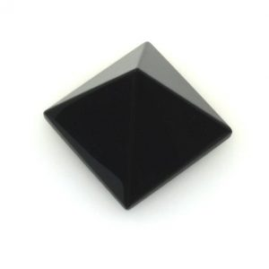Black Obsidian Pyramid, Cut And Polished Crystal Pyramid | Natural genuine stones & crystals in various shapes & sizes. Buy raw cut, tumbled, or polished gemstones for making jewelry or crystal healing energy vibration raising reiki stones. #crystals #gemstones #crystalhealing #crystalsandgemstones #energyhealing #affiliate #ad