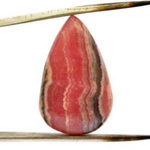 Shop Rhodochrosite Cabochons! Rhodochrosite Cabochon Stone (26mm x 16mm x 5mm) 22.5cts – Drop Gemstone – Loose Crystal | Natural genuine stones & crystals in various shapes & sizes. Buy raw cut, tumbled, or polished gemstones for making jewelry or crystal healing energy vibration raising reiki stones. #crystals #gemstones #crystalhealing #crystalsandgemstones #energyhealing #affiliate #ad