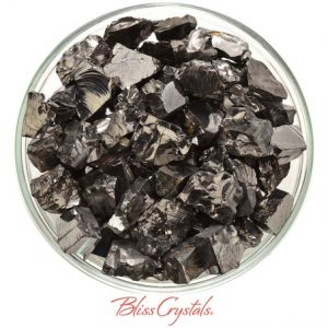 2 Shungite Rough Chunks Aka Elite Noble Stone Extra Quality Crystal #sg11 | Natural genuine stones & crystals in various shapes & sizes. Buy raw cut, tumbled, or polished gemstones for making jewelry or crystal healing energy vibration raising reiki stones. #crystals #gemstones #crystalhealing #crystalsandgemstones #energyhealing #affiliate #ad