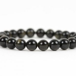 Shop Golden Obsidian Bracelets! Golden Obsidian Bracelet, Natural Gemstone Protection Bracelet, Handmade Jewelry | Natural genuine Golden Obsidian bracelets. Buy crystal jewelry, handmade handcrafted artisan jewelry for women.  Unique handmade gift ideas. #jewelry #beadedbracelets #beadedjewelry #gift #shopping #handmadejewelry #fashion #style #product #bracelets #affiliate #ad