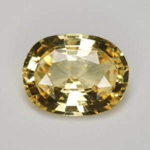 Shop Yellow Sapphire Stones & Crystals! Yellow Sapphire, Unheated Sapphire, Loose Stone | 1.99 Carat Oval 9 x 7 mm | Natural genuine stones & crystals in various shapes & sizes. Buy raw cut, tumbled, or polished gemstones for making jewelry or crystal healing energy vibration raising reiki stones. #crystals #gemstones #crystalhealing #crystalsandgemstones #energyhealing #affiliate #ad