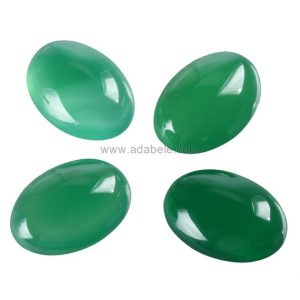 Shop Agate Cabochons! 2pcs AAA Natural Light Green Agate Oval Cabochon Arc Bottom Gemstone Cabochons 18x13mm #GO48 | Natural genuine stones & crystals in various shapes & sizes. Buy raw cut, tumbled, or polished gemstones for making jewelry or crystal healing energy vibration raising reiki stones. #crystals #gemstones #crystalhealing #crystalsandgemstones #energyhealing #affiliate #ad