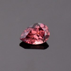 Glittery Rose Pink Zircon Gemstone from Tanzania, 2.89 cts., 9.8 x 6.8 mm., Pear Shape. | Natural genuine stones & crystals in various shapes & sizes. Buy raw cut, tumbled, or polished gemstones for making jewelry or crystal healing energy vibration raising reiki stones. #crystals #gemstones #crystalhealing #crystalsandgemstones #energyhealing #affiliate #ad