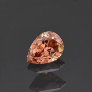 SALE! Lovely Peach Champagne Zircon Gemstone from Tanzania 2.14 cts. | Natural genuine stones & crystals in various shapes & sizes. Buy raw cut, tumbled, or polished gemstones for making jewelry or crystal healing energy vibration raising reiki stones. #crystals #gemstones #crystalhealing #crystalsandgemstones #energyhealing #affiliate #ad