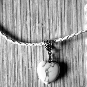 Shop Magnesite Pendants! MAGNESITE stone of new directions heart pendant | Natural genuine Magnesite pendants. Buy crystal jewelry, handmade handcrafted artisan jewelry for women.  Unique handmade gift ideas. #jewelry #beadedpendants #beadedjewelry #gift #shopping #handmadejewelry #fashion #style #product #pendants #affiliate #ad
