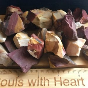Mookaite Jasper Natural Raw Stone, Healing Stone, Spiritual Stone, Healing Stone, Healing Crystal, Chakra | Natural genuine stones & crystals in various shapes & sizes. Buy raw cut, tumbled, or polished gemstones for making jewelry or crystal healing energy vibration raising reiki stones. #crystals #gemstones #crystalhealing #crystalsandgemstones #energyhealing #affiliate #ad
