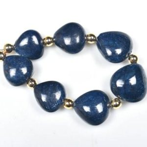 Shop Sapphire Chip & Nugget Beads! Natural Blue Sapphire Smooth Plain Fancy Shape Beads , Nuggets Beads , Good Quality , 9-11.50mm , 7beads…b583 | Natural genuine chip Sapphire beads for beading and jewelry making.  #jewelry #beads #beadedjewelry #diyjewelry #jewelrymaking #beadstore #beading #affiliate #ad