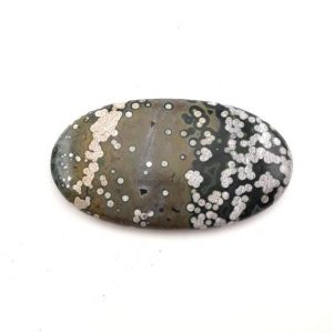 Shop Ocean Jasper Cabochons! Ocean Jasper Cabochon | Natural genuine stones & crystals in various shapes & sizes. Buy raw cut, tumbled, or polished gemstones for making jewelry or crystal healing energy vibration raising reiki stones. #crystals #gemstones #crystalhealing #crystalsandgemstones #energyhealing #affiliate #ad