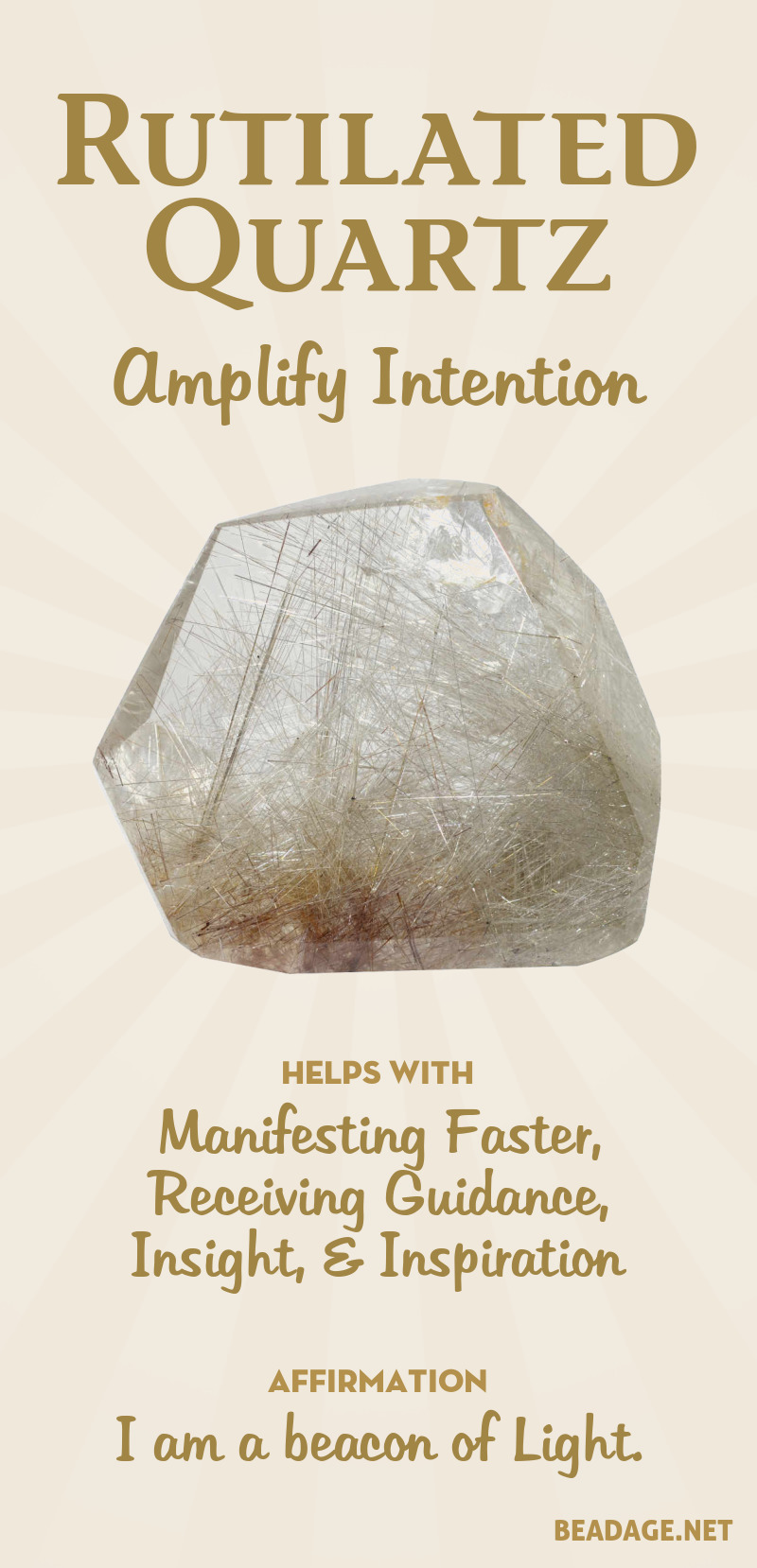 Rutilated Quartz Meaning And Properties Beadage