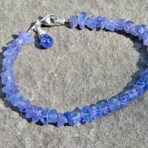 Shop Tanzanite Bracelets! Tanzanite Stacking Bracelet, Gemstone Bracelet, Layering Bracelet | Natural genuine Tanzanite bracelets. Buy crystal jewelry, handmade handcrafted artisan jewelry for women.  Unique handmade gift ideas. #jewelry #beadedbracelets #beadedjewelry #gift #shopping #handmadejewelry #fashion #style #product #bracelets #affiliate #ad